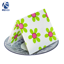 Customized logo printed cleaning cloth