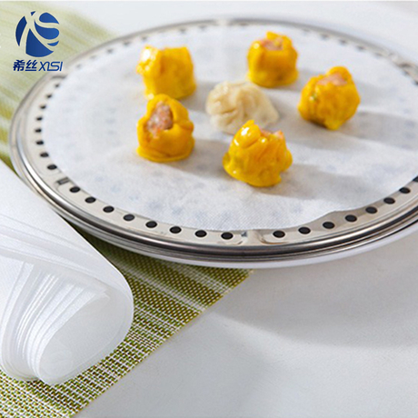 Disposable food steamer cloth