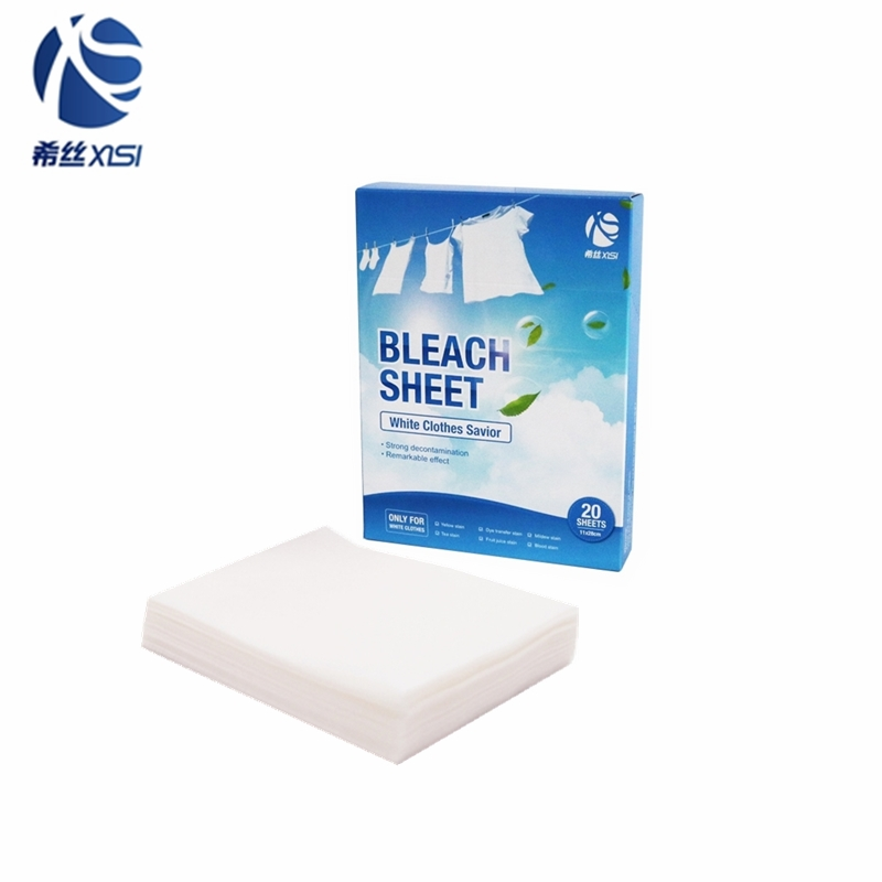 Nowoven Laundry bleach sheets