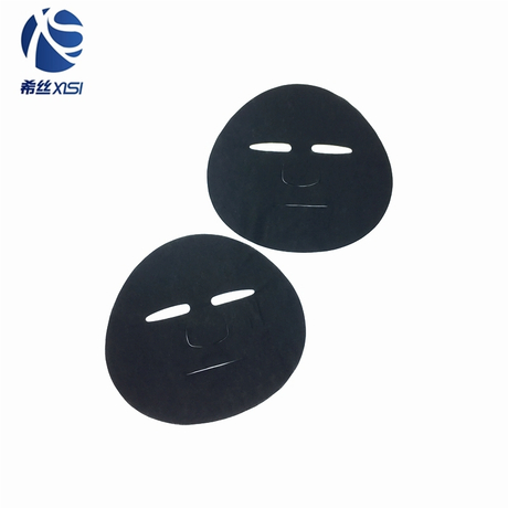 Wholesale fabric black facial mask sheets OEM factory